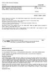 ČSN EN ISO 12680-1 Zkušební metody pro žárovzdorné výrobky - Část 1: Stanovení dynamického Youngova modulu (MOE) z vibrace vybuzené úderem