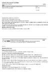 ČSN EN 1346 Malty a lepidla pro keramické obkladové prvky - Stanovení doby zavadnutí