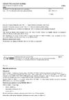ČSN EN 1993-1-11 Eurokód 3: Navrhování ocelových konstrukcí - Část 1-11: Navrhování ocelových tažených prvků