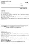 ČSN EN 60086-4 ed. 2 Primární baterie - Část 4: Bezpečnost lithiových baterií