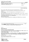 ČSN EN ISO 13857 Bezpečnost strojních zařízení - Bezpečné vzdálenosti k zamezení dosahu do nebezpečných prostor horními a dolními končetinami