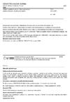 ČSN EN 13588 Asfalty a asfaltová pojiva - Stanovení koheze asfaltových pojiv zkouškou kyvadlem