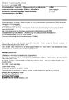 ČSN EN 15527 Charakterizace odpadů - Stanovení polycyklických aromatických uhlovodíků (PAH) v odpadech plynovou chromatografií s hmotnostním spektrometrem (GC/MS)