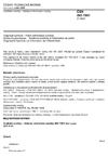 ČSN ISO 7001 Grafické značky - Veřejné informační značky