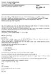 ČSN EN 1999-1-3 Eurokód 9: Navrhování hliníkových konstrukcí - Část 1-3: Konstrukce náchylné na únavu