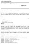 ČSN 75 0120 Vodní hospodářství - Terminologie hydrotechniky