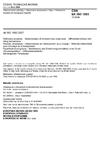ČSN EN ISO 1893 Žárovzdorné výrobky - Stanovení únosnosti v žáru - Diferenční metoda při stoupající teplotě