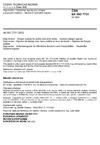 ČSN EN ISO 7731 Ergonomie - Výstražné signály pro veřejné a pracovní prostory - Sluchové výstražné signály