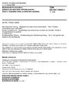 ČSN EN ISO 15548-3 Nedestruktivní zkoušení - Zařízení pro zkoušení vířivými proudy - Část 3: Charakteristiky a ověřování systému