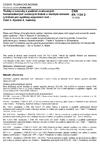 ČSN EN 1124-3 Trubky a tvarovky z podélně svařovaných korozivzdorných ocelových trubek s hladkým koncem a hrdlem pro systémy odpadních vod - Část 3: Systém X; rozměry
