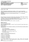 ČSN EN ISO 10472-1 Bezpečnostní požadavky pro strojní zařízení průmyslových prádelen - Část 1: Společné požadavky