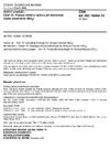 ČSN EN ISO 16000-15 Vnitřní ovzduší - Část 15: Postup odběru vzorku při stanovení oxidu dusičitého (NO2)
