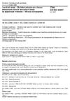 ČSN EN ISO 22867 Lesnické stroje - Zkušební předpis pro vibrace přenosných ručních lesnických strojů se spalovacím motorem - Vibrace na rukojetích