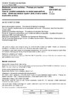 ČSN EN 61857-22 ed. 2 Elektrické izolační systémy - Postupy pro tepelné hodnocení - Část 22: Zvláštní požadavky na model zapouzdřené cívky - Elektrický izolační systém (EIS) vinutí z vodičů kruhového průřezu