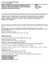 ČSN EN 12003 Malty a lepidla pro keramické obkladové prvky - Stanovení přídržnosti lepidel na bázi tvrditelných pryskyřic smykovou zkouškou