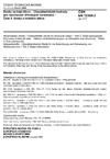 ČSN EN 12369-3 Desky na bázi dřeva - Charakteristické hodnoty pro navrhování dřevěných konstrukcí - Část 3: Desky z rostlého dřeva