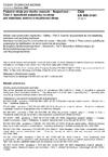 ČSN EN 500-3 +A1 Pojízdné stroje pro stavbu vozovek - Bezpečnost - Část 3: Specifické požadavky na stroje pro stabilizaci zeminy a recyklovací stroje
