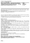 ČSN ISO 6611 Mléko a mléčné výrobky - Stanovení počtu jednotek vytvářejících kolonie kvasinek a/nebo plísní - Technika počítání kolonií vykultivovaných při 25 °C