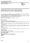 ČSN ISO 1503 Prostorová orientace a směr pohybu - Ergonomické požadavky