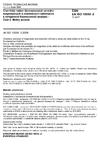 ČSN EN ISO 10058-2 Chemický rozbor žárovzdorných výrobků magneziových a dolomiových (alternativa k rentgenové fluorescenční analýze) - Část 2: Mokrý způsob