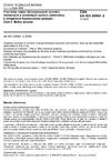 ČSN EN ISO 20565-2 Chemický rozbor žárovzdorných výrobků chromitých a chromitých surovin (alternativa k rentgenové fluorescenční analýze) - Část 2: Mokrý způsob