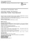 ČSN EN ISO 5495 Senzorická analýza - Metodologie - Párová porovnávací zkouška