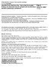 ČSN P CEN/TS 15867 Speciální technická keramika - Keramické kompozity - Pokyny pro stanovení stupně vychýlení při mechanickém zkoušení jednoosým namáháním