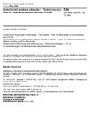 ČSN EN ISO 22476-12 Geotechnický průzkum a zkoušení - Terénní zkoušky - Část 12: Statická penetrační zkouška (CPTM)