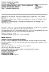 ČSN EN 10244-1 Ocelové dráty a výrobky z drátu - Kovové neželezné povlaky na ocelových drátech - Část 1: Všeobecné podmínky