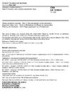 ČSN EN 12390-5 Zkoušení ztvrdlého betonu - Část 5: Pevnost v tahu ohybem zkušebních těles
