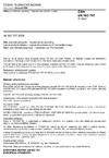 ČSN EN ISO 707 Mléko a mléčné výrobky - Návod pro odběr vzorků