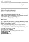 ČSN EN 13460 Údržba - Dokumentace pro údržbu