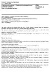 ČSN EN 50131-4 Poplachové systémy - Poplachové zabezpečovací a tísňové systémy - Část 4: Výstražná zařízení