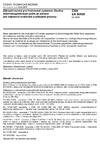 ČSN EN 50505 Základní norma pro hodnocení vystavení člověka elektromagnetickým polím ze zařízení pro odporové svařování a příbuzné procesy