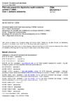 ČSN EN 62516-1 Přijímače pozemního digitálního multimediálního vysílání (T-DMB) - Část 1: Základní požadavky