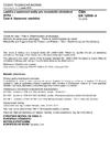 ČSN EN 12808-4 Lepidla a spárovací malty pro keramické obkladové prvky - Část 4: Stanovení smrštění