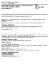 ČSN EN ISO 9920 Ergonomie tepelného prostředí - Hodnocení tepelné izolace oděvu a odporu oděvu proti odpařování