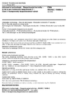 ČSN EN ISO/IEC 15408-3 Informační technologie - Bezpečnostní techniky - Kritéria pro hodnocení bezpečnosti IT - Část 3: Komponenty bezpečnostních záruk