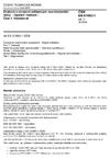 ČSN EN 61883-1 ed. 2 Zvuková a obrazová zařízení pro neprofesionální účely - Digitální rozhraní - Část 1: Všeobecně