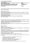 ČSN EN 60034-15 ed. 2 Točivé elektrické stroje - Část 15: Hladiny impulzních výdržných napětí tvarovaných statorových cívek pro střídavé točivé stroje
