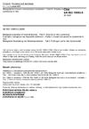 ČSN EN ISO 10993-5 Biologické hodnocení zdravotnických prostředků - Část 5: Zkoušky na cytotoxicitu in vitro