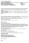 ČSN ISO 3534-1 Statistika - Slovník a značky - Část 1: Obecné statistické termíny a termíny používané v pravděpodobnosti