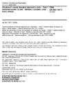 ČSN EN ISO 787-7 Všeobecné metody zkoušení pigmentů a plniv - Část 7: Stanovení zbytku na sítě - Metodou s použitím vody - Ruční postup