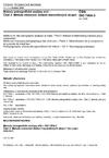 ČSN ISO 7404-3 Metody petrografické analýzy uhlí - Část 3: Metoda stanovení složení macerálových skupin
