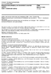 ČSN EN 81-1 +A3 Bezpečnostní předpisy pro konstrukci a montáž výtahů - Část 1: Elektrické výtahy