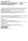 ČSN EN 15719 Sanitární potřeby - Koupací vany z rázově modifikovaných koextrudovaných ABS/akrylových desek - Požadavky a metody zkoušení