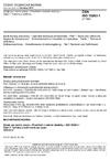 ČSN ISO 10263-1 Stroje pro zemní práce - Prostředí v kabině obsluhy - Část 1: Termíny a definice