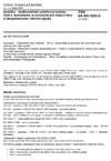 ČSN EN ISO 8253-2 Akustika - Audiometrické vyšetřovací metody - Část 2: Audiometrie ve zvukovém poli čistými tóny a úzkopásmovými měřicími signály