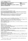 ČSN EN 60335-2-2 ed. 3 Elektrické spotřebiče pro domácnost a podobné účely - Bezpečnost - Část 2-2: Zvláštní požadavky na vysavače a úklidové spotřebiče vysávající vodu