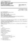 ČSN 33 2000-7-717 ed. 2 Elektrické instalace nízkého napětí - Část 7-717: Zařízení jednoúčelová a ve zvláštních objektech - Pojízdné nebo přepravitelné jednotky